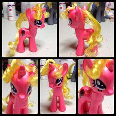 Custom My Little Pony Sleeping Beauty I made. For sale $30
