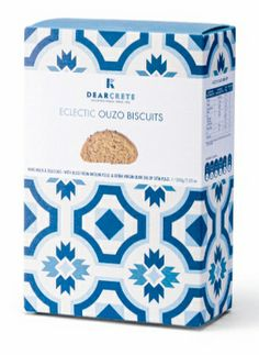 Dear Crete Ouzo Biscuits