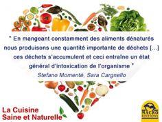 La chaleur modifie la structure moléculaire des aliments en rendant les éléments nutritifs moins assimilables