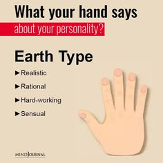 Types of Hands In Palmistry and What They Say About Your Personality Types Of Witchcraft, Wicca Witchcraft, Palmistry Reading, Character Trait, Character Ideas, Genetic Abnormalities, Cv Words, Hand Reflexology, Types Of Hands