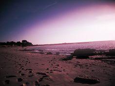 Metal Detector, Estate, Celestial, Sunset, Beach, Water, Outdoor, Italia, Gripe Water