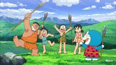 Doraemon Nobita Friends Wallpaper Collections And Pictures