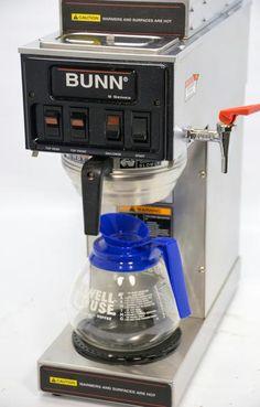 43 Best Bunn Coffee Equipment Images Bunn Coffee Coffee Equipment