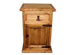 Shop for Million Dollar Rustic Rope Nightstand $149, 02-10-NS-ROPE, and other Bedroom Chests at CBS Furniture in Cleveland TX.