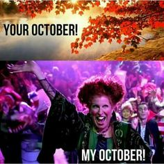17 Words That Have A Different Meaning When You Really Love Halloween Halloween Meme, Halloween Quotes, Halloween Movies, Holidays Halloween, Happy Halloween, Halloween Decorations, Halloween Party, Halloween Halloween, Hocus Pocus Quotes