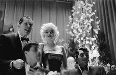 11/03/1955 Friars Club Testimonial Dinner - Divine Marilyn Monroe