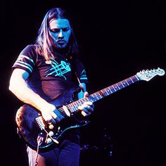 Roger Waters gave Pink Floyd conceptual weight and lyrical depth, but David Gilmour brought drama.