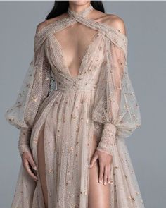 : chandelyer: Paolo Sebastian spring 2020 couture in 2020 Ball Dresses, Ball Gowns, Evening Dresses, Prom Dresses, Dresses With Sleeves, Wedding Dresses, Summer Gowns, Summer Outfits, Party Outfits