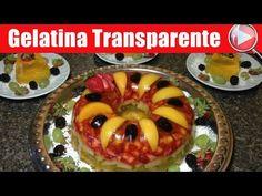 Gelatina Transparente con Frutas | Especial para las Madres | Casayfamiliatv - YouTube