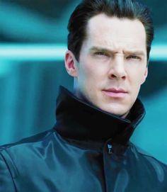 #BenedictCumberbatch #StarTrekIntoDarkness