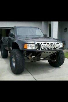 Clean ford ranger Cool Trucks, Cool Cars, Ford Ranger Prerunner, Muscle Truck, Trophy Truck, Sand Toys, Toyota Trucks, Ford Raptor, Lifted Ford