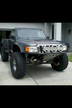 Clean ford ranger