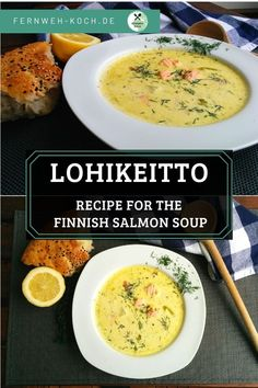 #Lohikeitto #Salmon #Salmonsoup #Finland #Fishsoup #Recipe Easy Dinner Recipes, My Recipes, Soup Recipes, Salmon Soup, Fish Soup, Homemade Soup, Foodblogger, Snacks, Soups And Stews