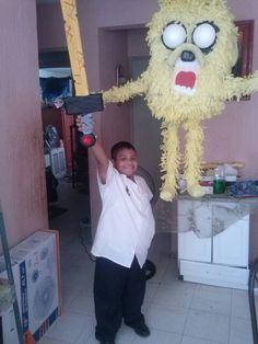 Piñata Jake El Perro(Hora De Aventura)