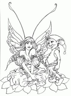 778 Best Fairies To Color Images In 2019 Coloring Books Coloring