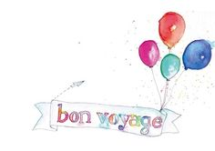 bon voyage | WORD.