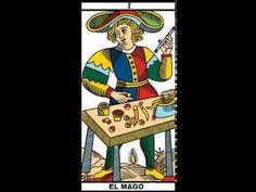 I.- EL MAGO: ARCANOS MAYORES, SIGNIFICADO DEL TAROT