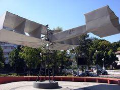14 bis de Santos Dumont Rio de Janeiro R/J