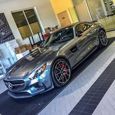 Mercedes AMG GT-S By: @spjeweler