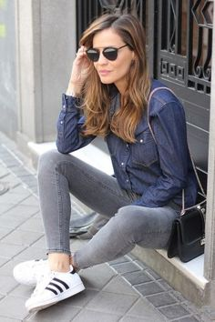 skinny jeans adidas