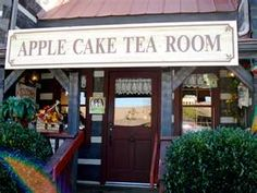 Apple Cake Tea Room  Knoxville, Tennessee....