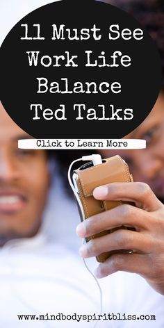 TED Talk Videos are some of the greatest success, inspirational and motivational videos. And here are list of best work life balance ted talk videos that will definitely inspire you, motivate you, and change your life. These are some of the most life changing TED Talks you will ever watch.  #worklife #personalgrowth #productivity #thatwillchangeyourlife #mbsb