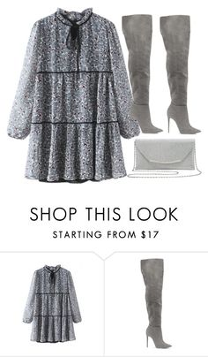 """""""Untitled #9015"""" by katgorostiza ❤ liked on Polyvore featuring M&Co, women's clothing, women's fashion, women, female, woman, misses and juniors"""