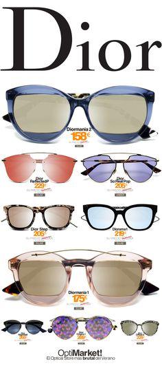 Hoy celebramos el 70 aniversario de Dior, y lo hacemos con una selección de las gafas que más nos gustan en OptiMarket. ¿Las adoras tanto como nosotros? Sabemos que sí.