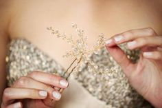 Perfect for a winter wedding.