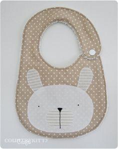Más tamaños | baby bunny bib | Flickr: ¡Intercambio de fotos!