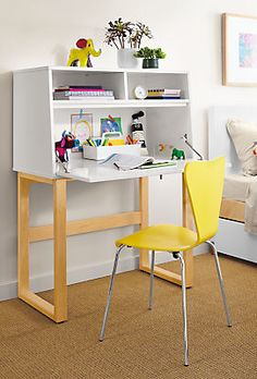 Moda Kids' Office Armoire - Modern Desks & Chairs - Modern Kids Furniture - Room & Board
