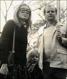 joanie, johnny, and little quintana roo. 1970.