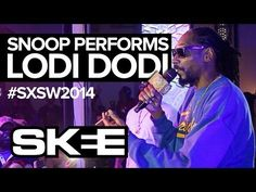 """Snoop Dogg Performs """"Lodi Dodi"""" at Respect The West - SXSW 2014"""