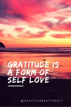 ♡♡♡♡♡♡♡♡♡♡ Gratitude is a form of Self Love. AMEN! @gratitudebutterfly