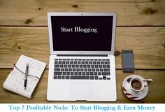 Top 7 Most Profitable Niche To Start Blogging and Earn Money