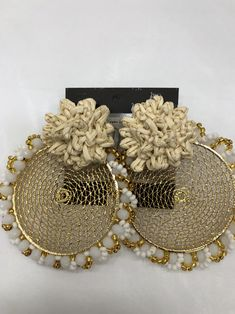 Aretes filagrana Brick Stitch, Designer Earrings, Swarovski, Crochet, Bracelets, Handmade, Jewelry, Tela, Necklaces