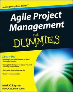 Be flexible and faster with Agile project management As mobile and web technologies continue to evolve rapidly, there is added pressure to develop and implement software projects Software Projects, Book Projects, Agile Software Development, Computer Internet, Business Analyst, Learn To Code, Always Learning, Computer Technology, Project Management