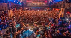 Space Ibiza - DJ Mag Top 100 Clubs No.1