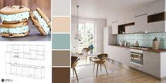 Îmbinarea perfectă între rafinament și modernism! 🍪 Modernism, Table, Furniture, Home Decor, Homemade Home Decor, Modern Architecture, Decoration Home, Room Decor, Home Furniture