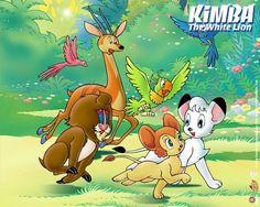 Kimba the white lion - Jungle emperor Leo by Osamu Tezuka Old Cartoons, Classic Cartoons, Cartoon Tv Shows, Cartoon Characters, Childhood Friends, Childhood Memories, Kimba The White Lion, Lion Love, Caricatures