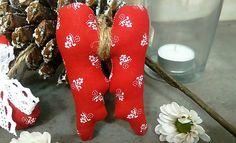 domivecicky / Vianočná šitá dekorácia na stromček Anjelské krídla