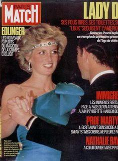 Charles & Diana 1985