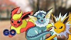 Como escolher a evolução do Eevee!   Pokémon GO