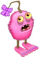 my singing monsters rare furcorn - Google Search
