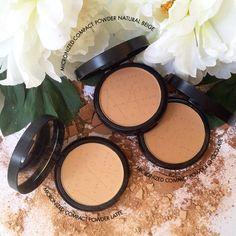 Compact powder. Hidratante y muy cubriente, elimina brillos, para todo tipo de piel. www.makeupstorespain.es