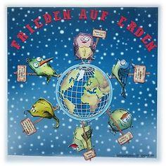 ' Stempelgaudi ': Bird Crazy - #55 - ... Birdies in mission possible ...