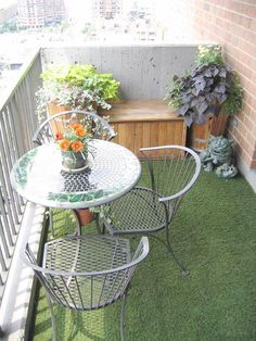 installing astro turf on small balcony - Google Search