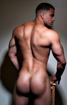 Nice back...