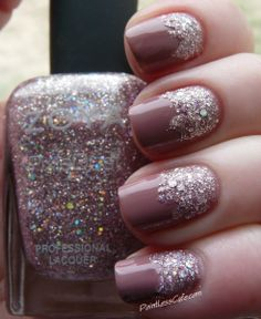 Zoya Magical Pixie: Spring 2014 - Swatches and Review | Pointless Cafe LUX over Brigitte