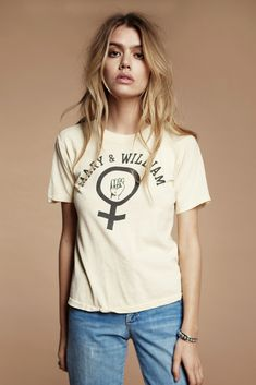70's College Protest Tee